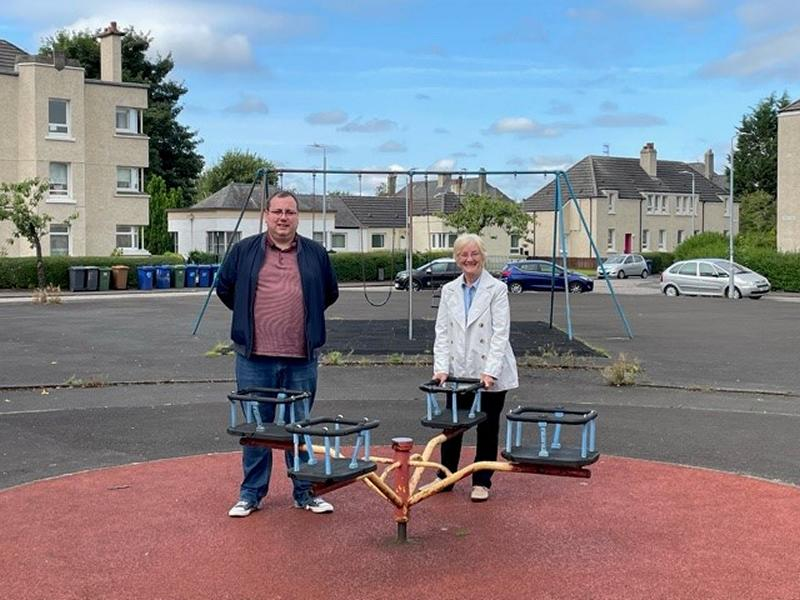 14 play parks in Renfrewshire set for complete transformation