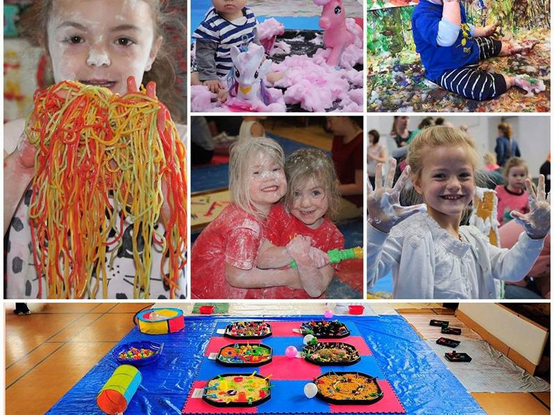 Messy Play East Kilbride - Big Birthday Bash