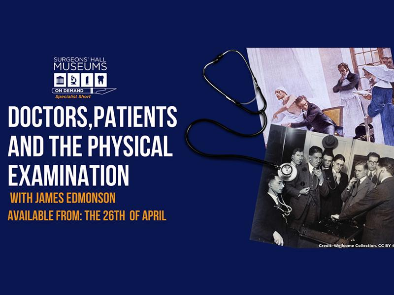 Doctors, Patients and The Physical Examination