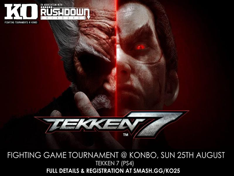 Tekken 7 tournament