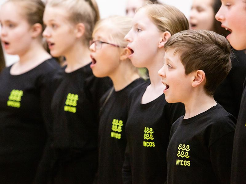 NYCOS Stirling Choir Summer Concerrt