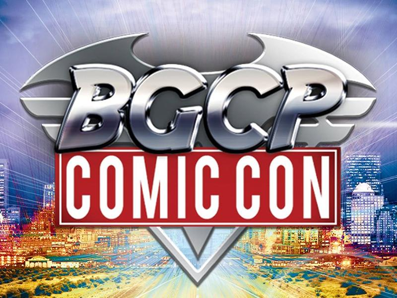 BGCP Comic Con: Stirling