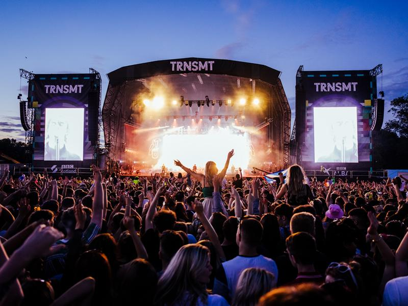 With less than 50 days to go, the countdown is on for cinch presents TRNSMT