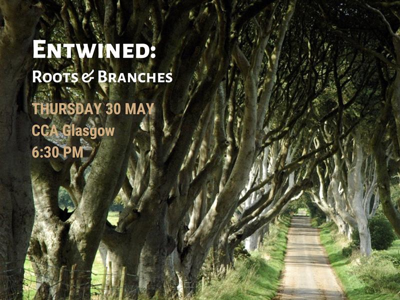 Jocelyn Pettit: Entwined: Roots & Branches