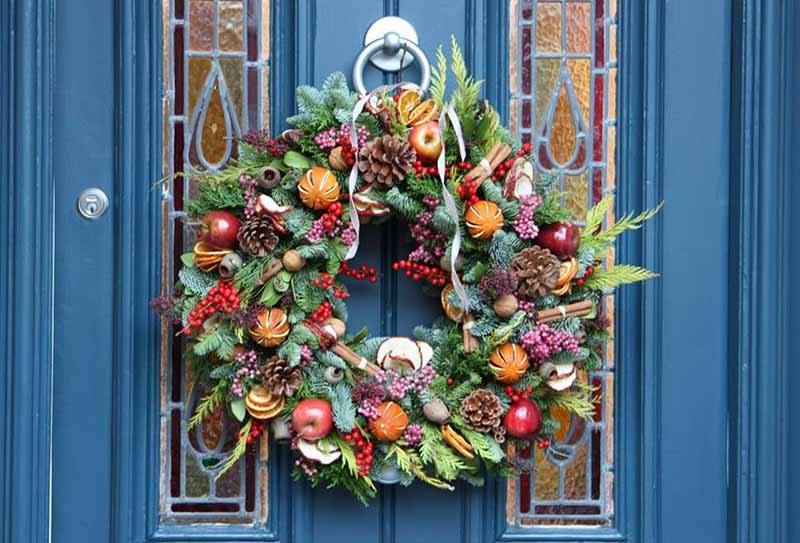 Wreath Making Masterclass with Festive Lunch