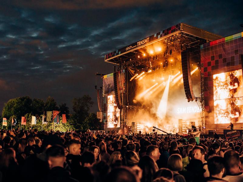 An emotional return for fans at cinch presents TRNSMT Festival