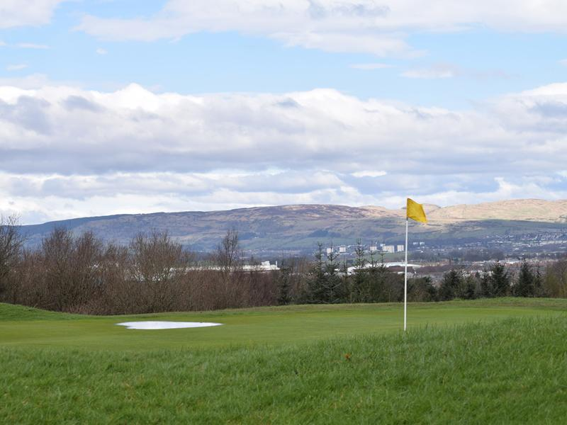 Golf course and bowling greens reopen as lockdown measures ease