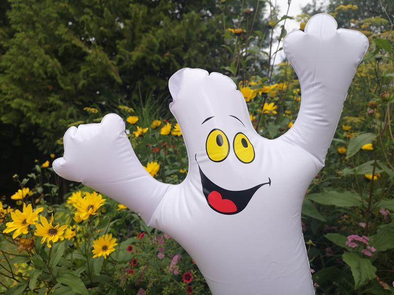 Ghouls in the Garden