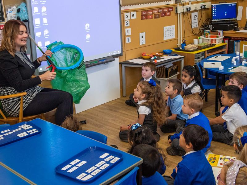 Spotless September steps into schools to educate the next generation