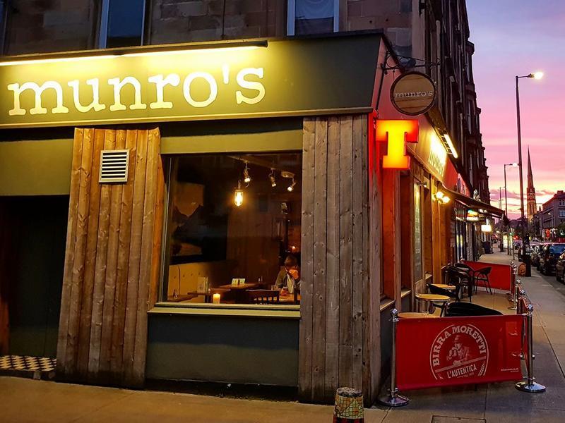 Munros Glasgow