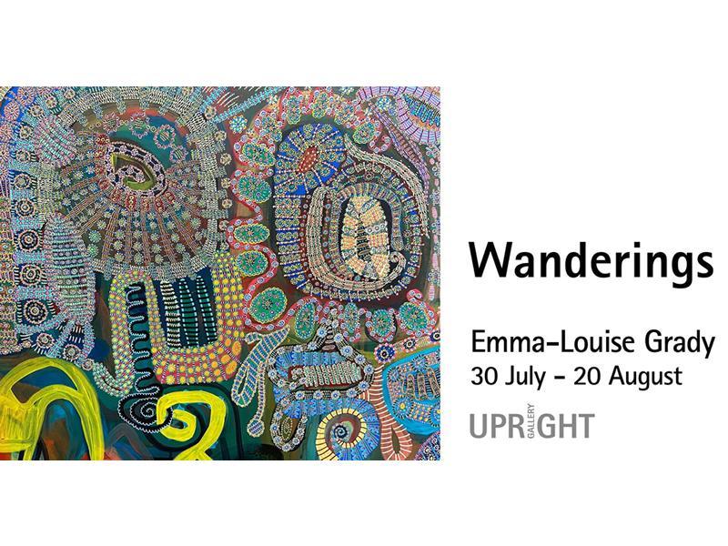 Wanderings by Emma-Louise Grady