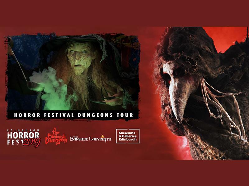 Horror Festival Dungeon Tour