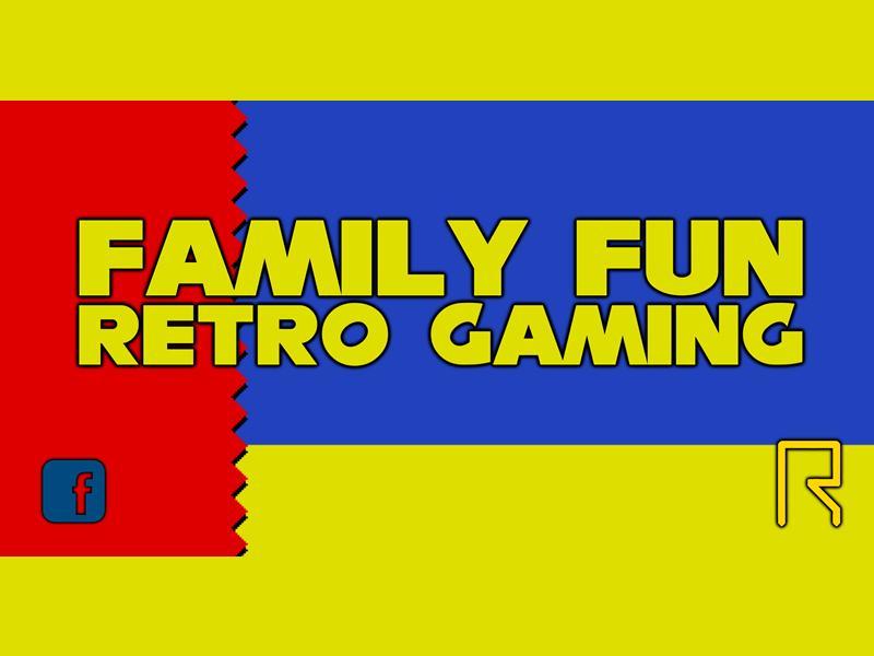 R-CADE Live: Family Fun Gaming