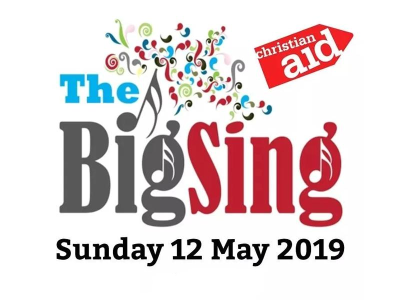 Big Sing for Christian Aid