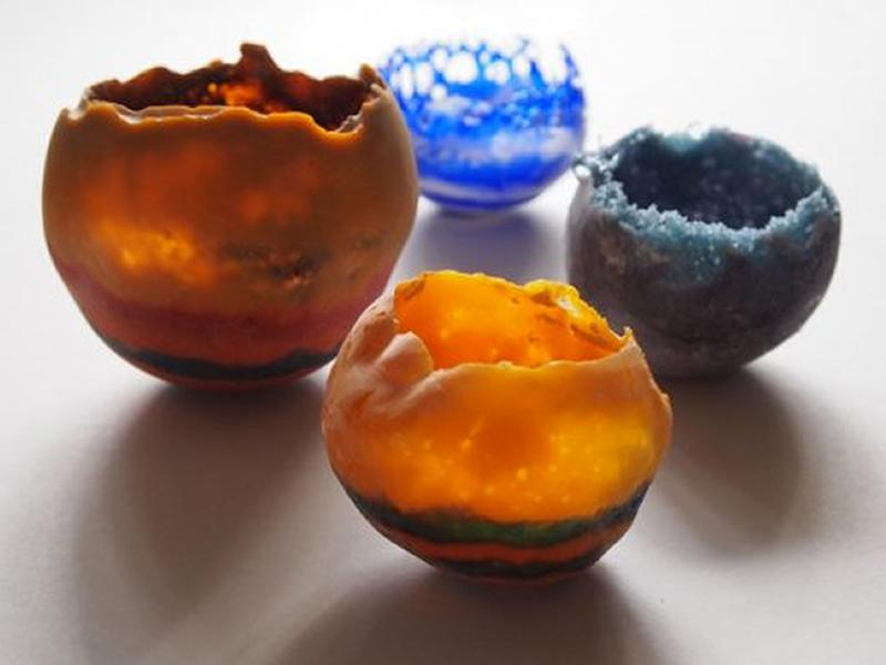 Weekend Course - Glass Pâte de Verre with Karen Akester