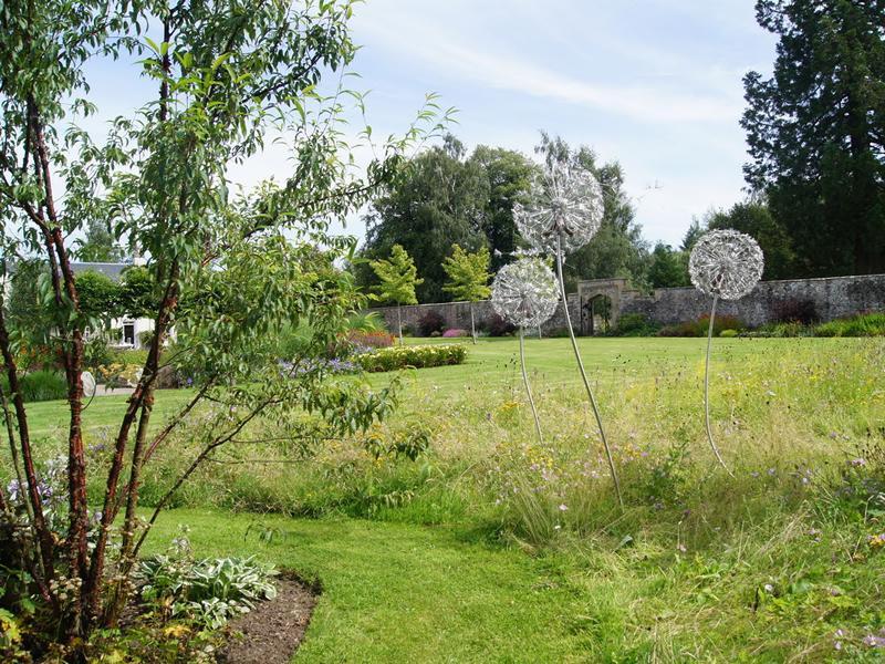 Scotland's Gardens Scheme Open Garden: The Walled Garden, Shieldhill