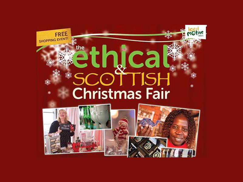The Ethical and Scottish Christmas Fair