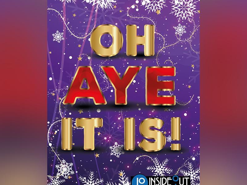 Oh Aye It Is!