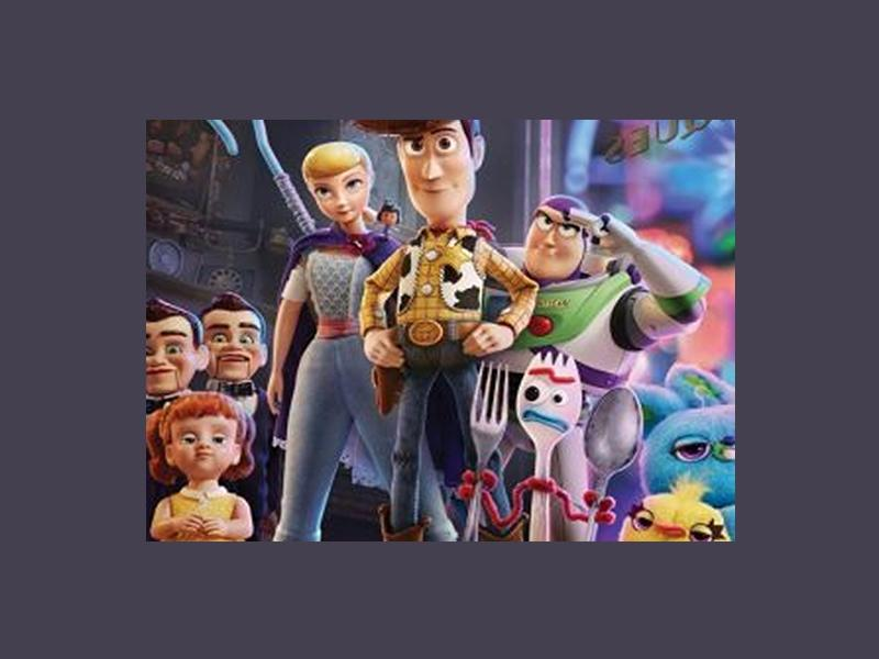 Toy Story 4:  Half-Term Screening