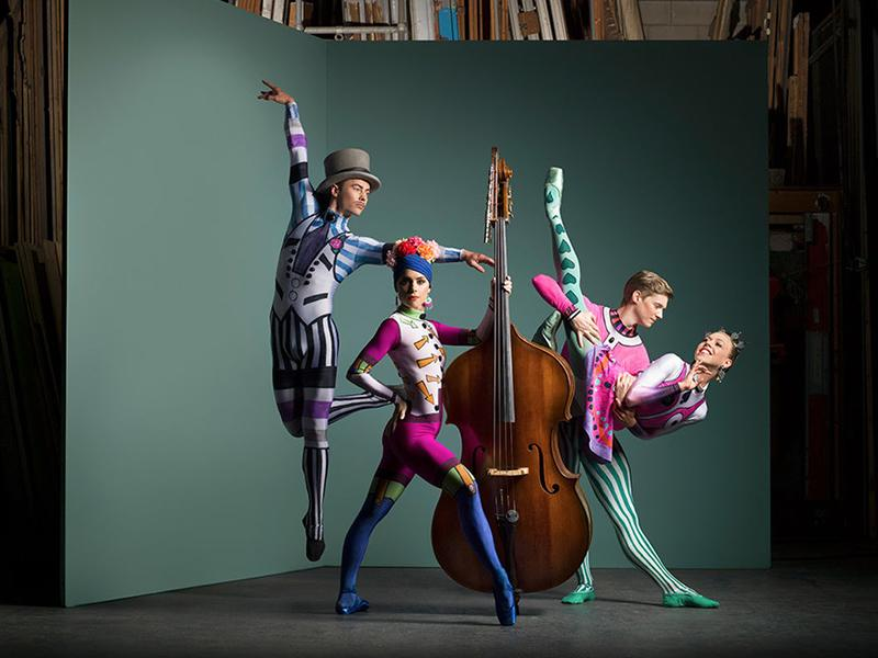 Scottish Ballet - Spring! Dextera and Elite Syncopations