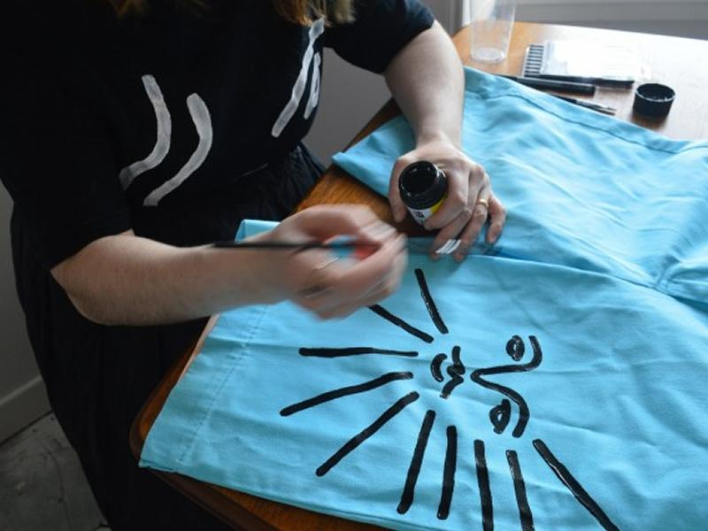 Seven Stitches: Textile Art Group for Teenagers
