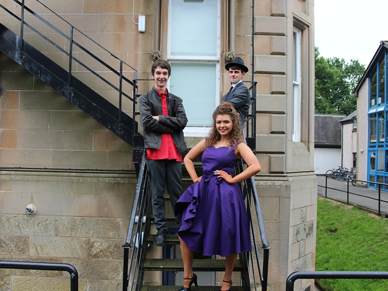 Beaconhurst Pupils Perform Hit Musical at Macrobert