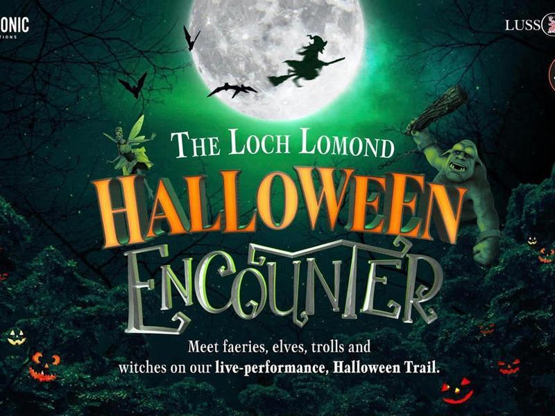 The Loch Lomond Halloween Encounter