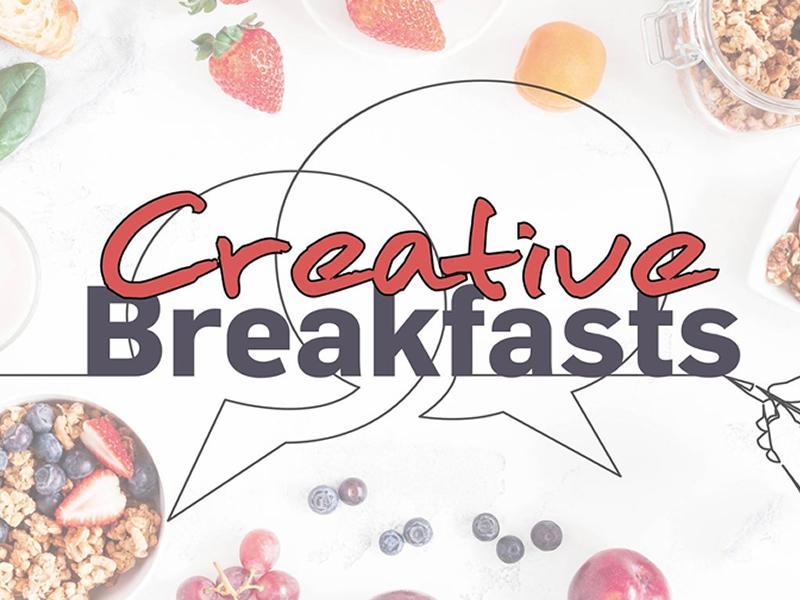 Online Creative Breakfast Meetup