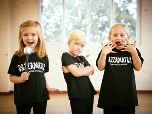 Razzamataz Theatre Schools Newton Mearns