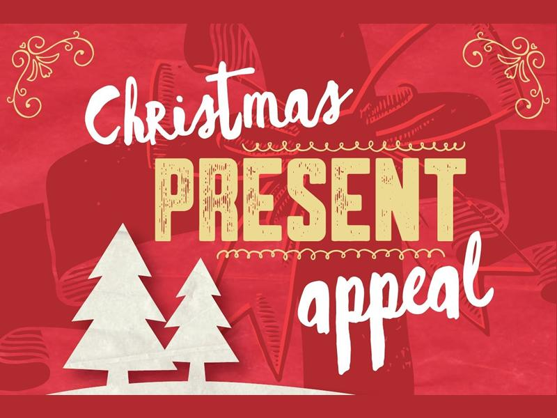 Paisley & Renfrewshire Salvation Army Toy Appeal