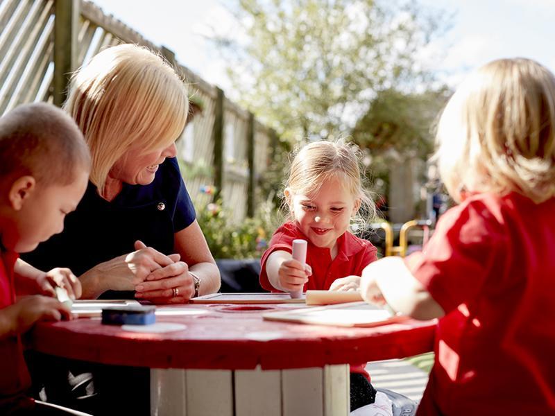 Edinburgh nurseries welcome community for open days