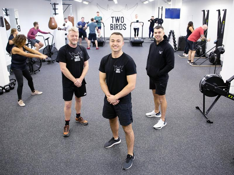 New Glasgow fitness studio aims to combine business and fitness