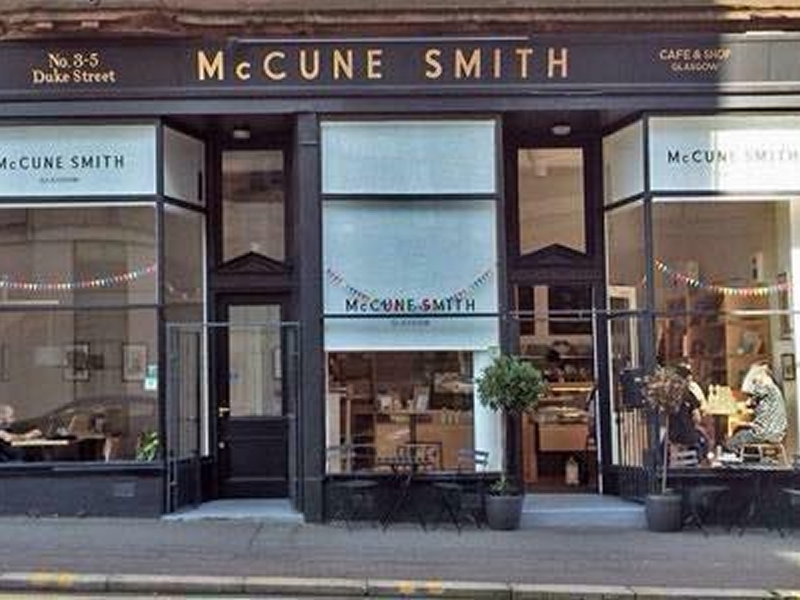 McCune Smith Cafe