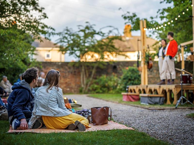 Shakespeare at the Castle: Romeo and Juliet