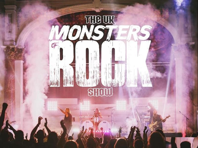 The UK Monsters of Rock