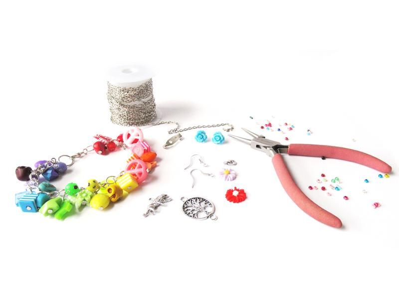 Bead and Charm Jewellery for Beginners