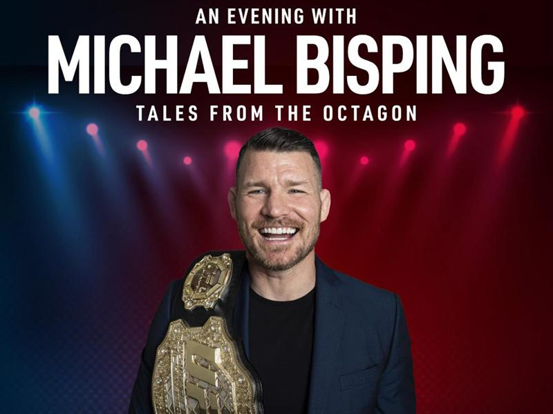 An Evening with Michael Bisping: Tales From the Octagon