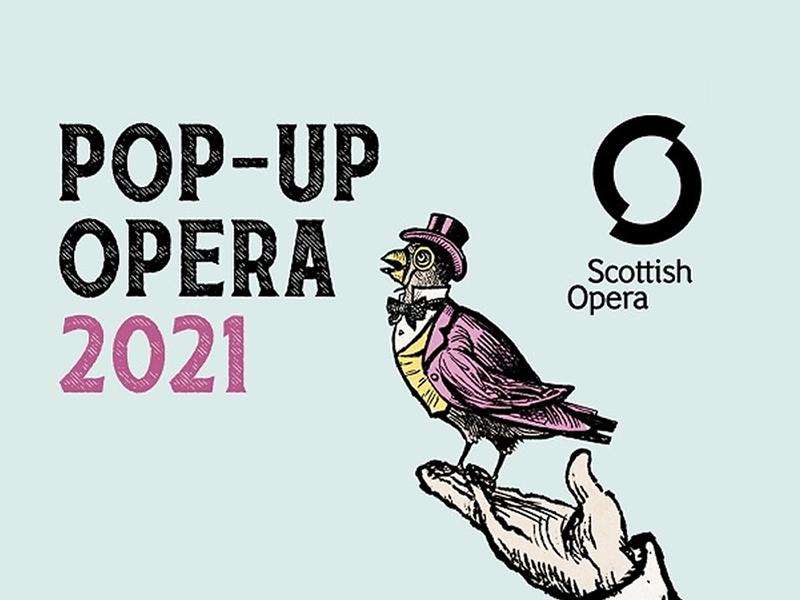 Scottish Opera: Pop-Up Opera