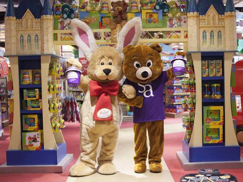 St. Enoch Centre to celebrate Easter with quiet times for autistic shoppers