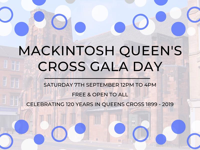 Gala Day at Mackintosh Queen's Cross