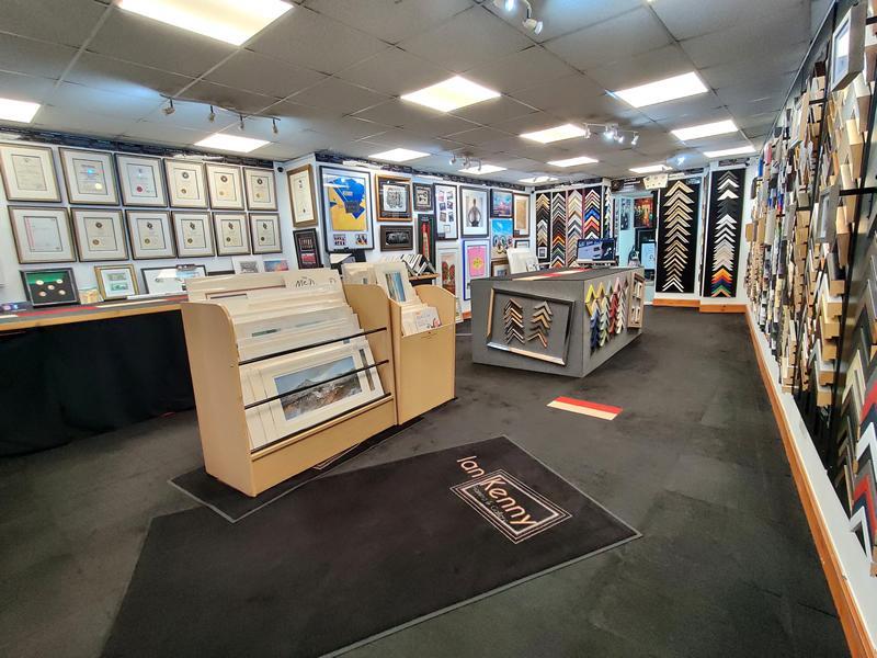 Ian Kenny Framing & Gallery