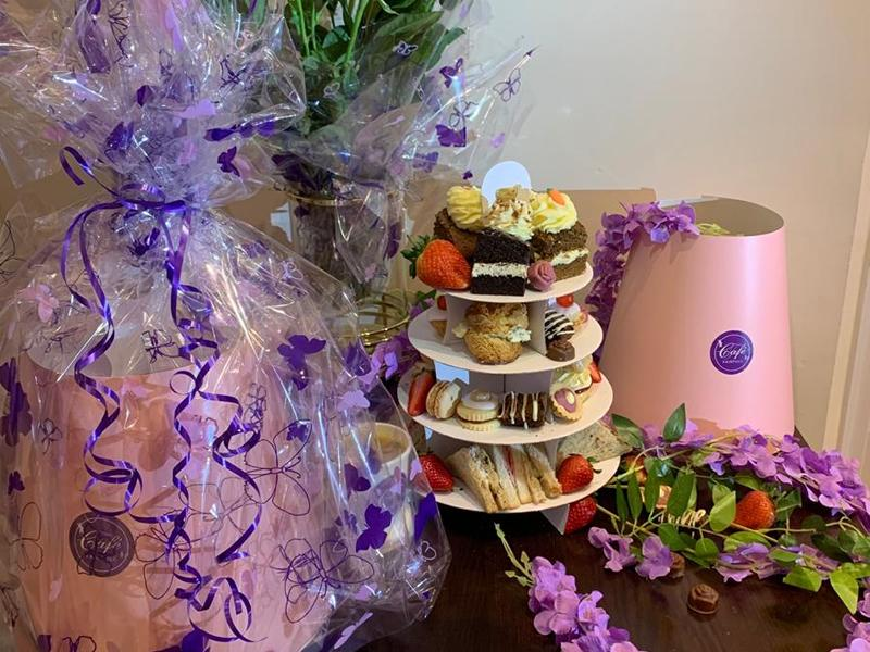 Mother's Day Afternoon Tea Treat