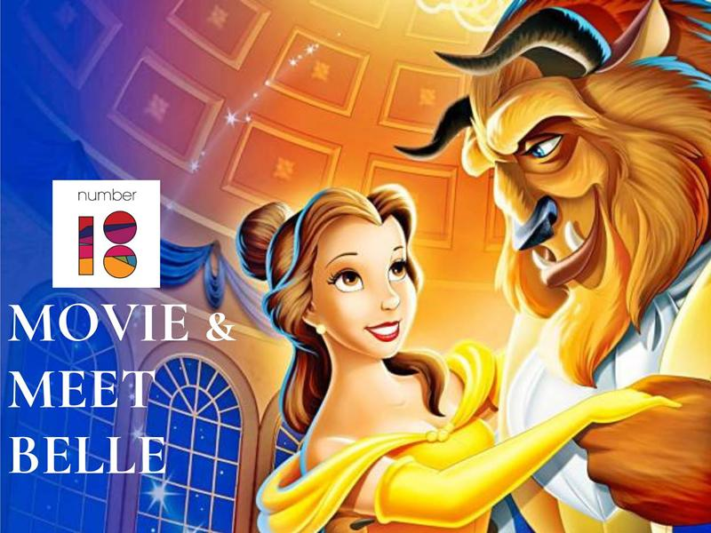 Beauty and the Beast Movie & Meet and Greet with Belle