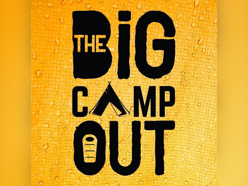 North Lanarkshire Big Camp Out!
