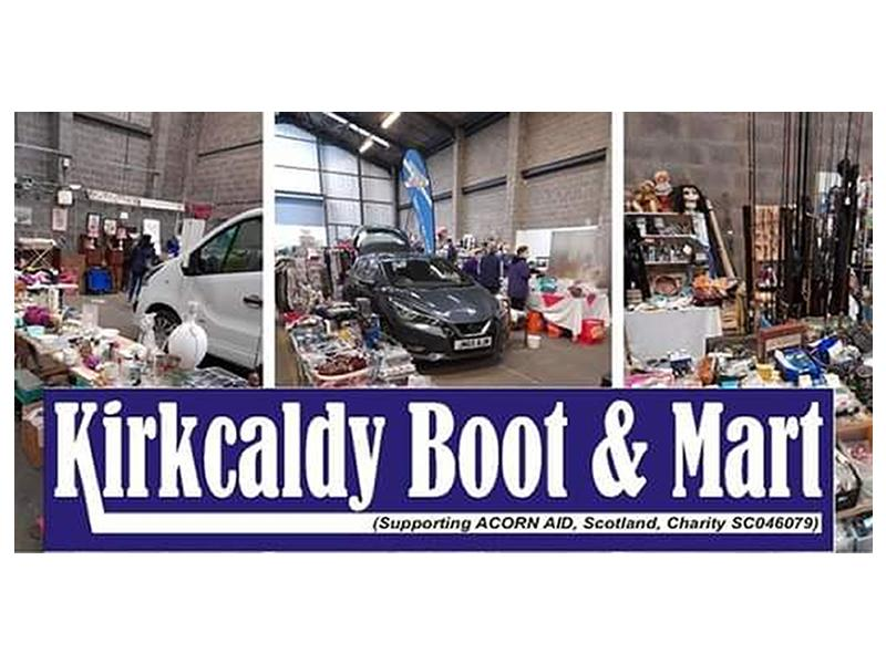 Kirkcaldy Boot and Mart