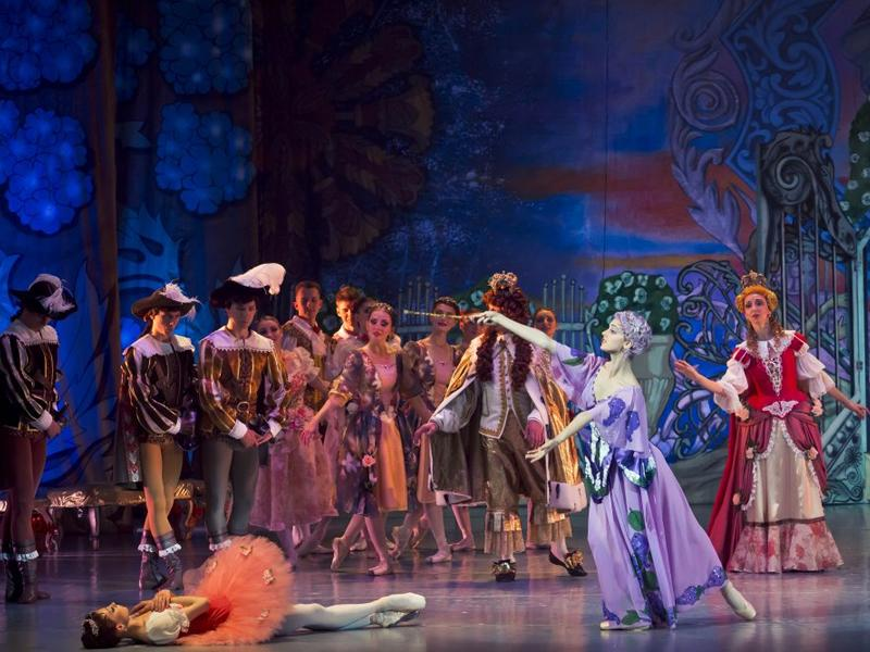 Russian Ballet - Sleeping Beauty