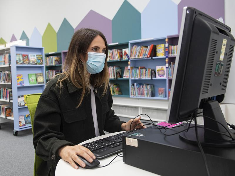 Ten Glasgow Libraries to reopen for PC access only