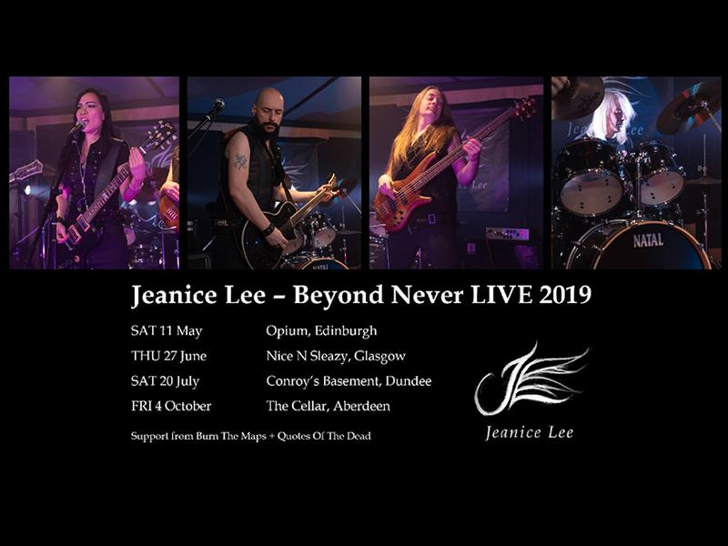 Jeanice Lee - Beyond Never LIVE: Album Launch Show at Opium