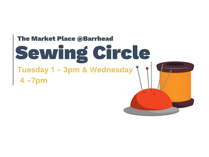 The Market Place Barrhead: Sewing Circle