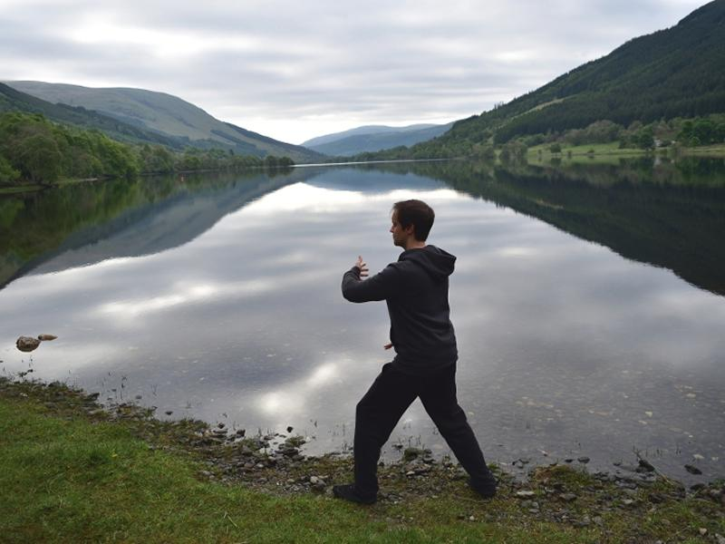 Tai Chi & Qigong With Alan Skirving